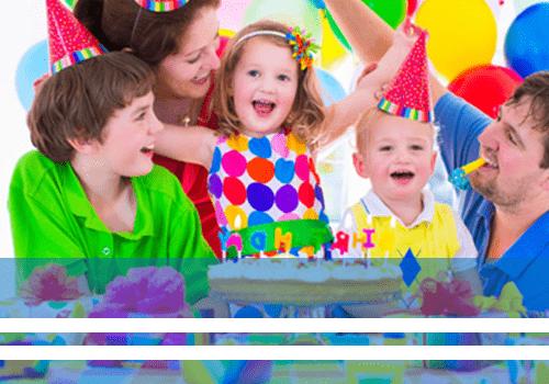 Cumpleaños infantiles barranquilla